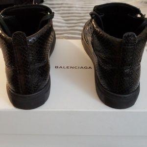 Balenciaga Shoes - Snakeskin Balenciaga with Box!